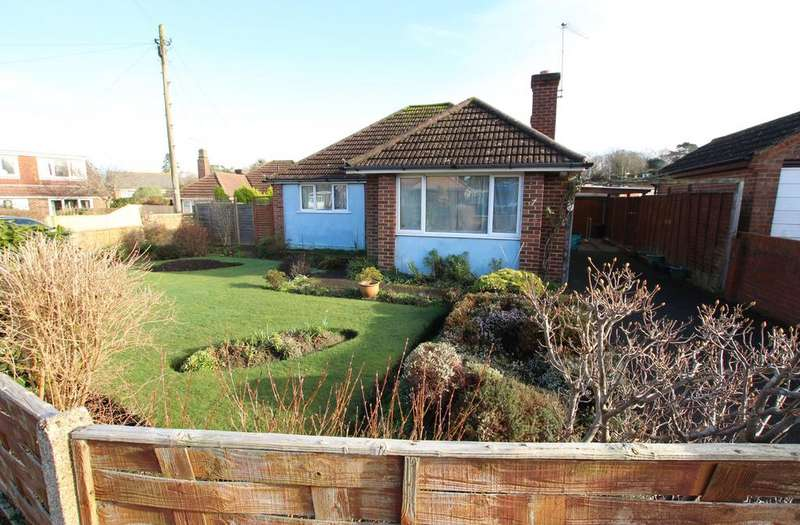 3 Bedrooms Detached Bungalow for sale in HYTHE
