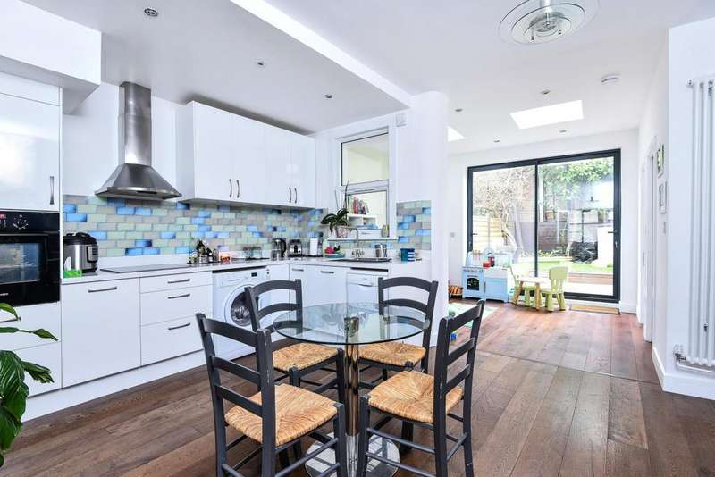 3 Bedrooms Terraced House for sale in Muswell Hill Place, Muswell Hill