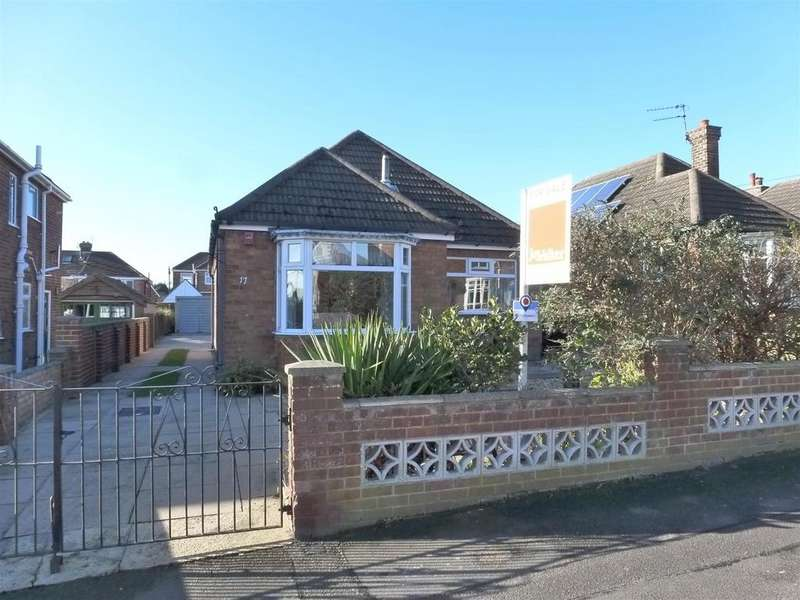 2 Bedrooms Bungalow for sale in Trinity Road, Cleethorpes