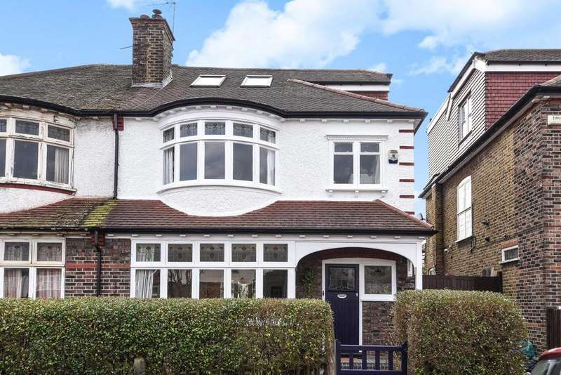 5 Bedrooms Semi Detached House for sale in Downton Avenue, Streatham Hill