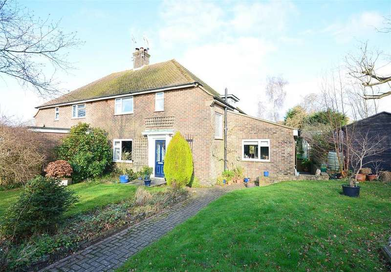 3 Bedrooms Semi Detached House for sale in Almonry Fields, Battle