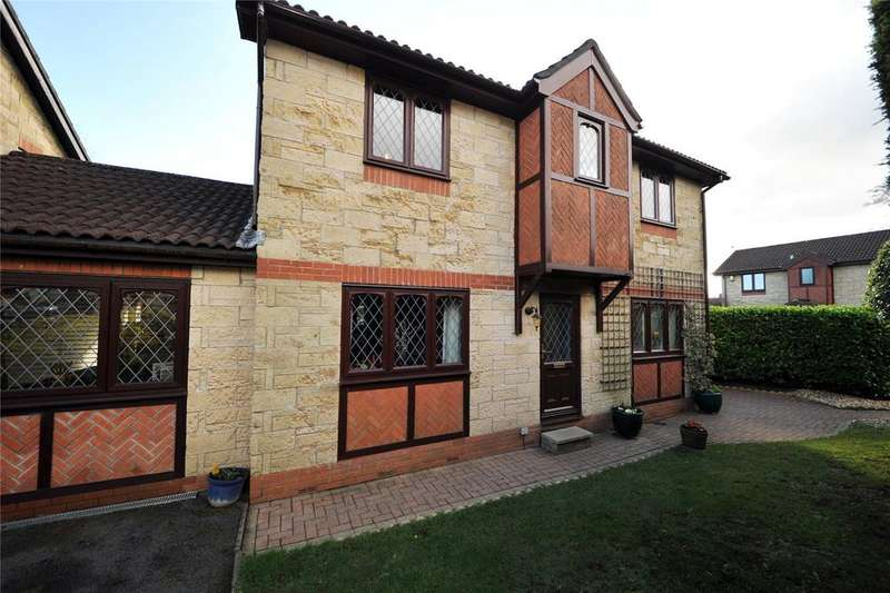 3 Bedrooms House for sale in Sable Close, Lisvane, Cardiff, CF14