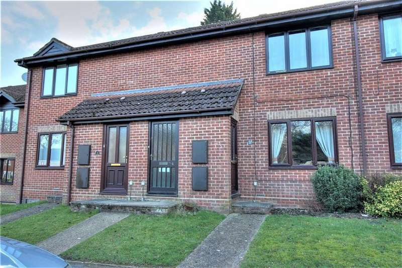 1 Bedroom Maisonette Flat for sale in The Firs, Nursery Gardens, Chandlers Ford, Hampshire