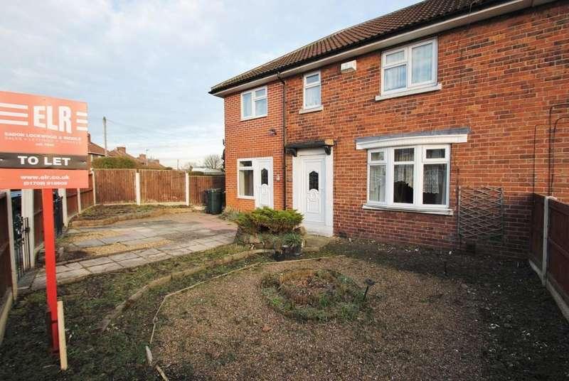 4 Bedrooms Semi Detached House for rent in Wordsworth Drive, Herringthorpe, Rotherham