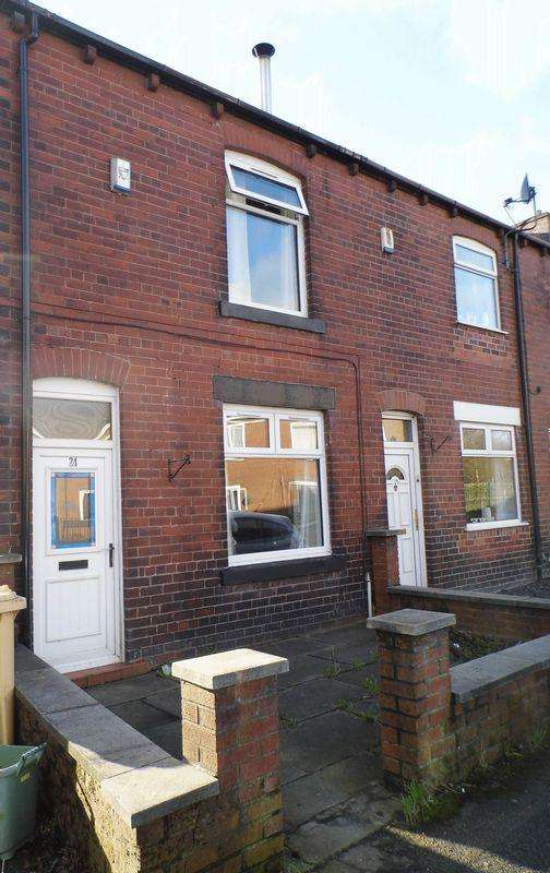 2 Bedrooms Terraced House for sale in Wesley Street, Bolton