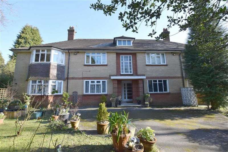 2 Bedrooms Flat for sale in 34 Dean Park Road, Dean Park, Bournemouth, BH1
