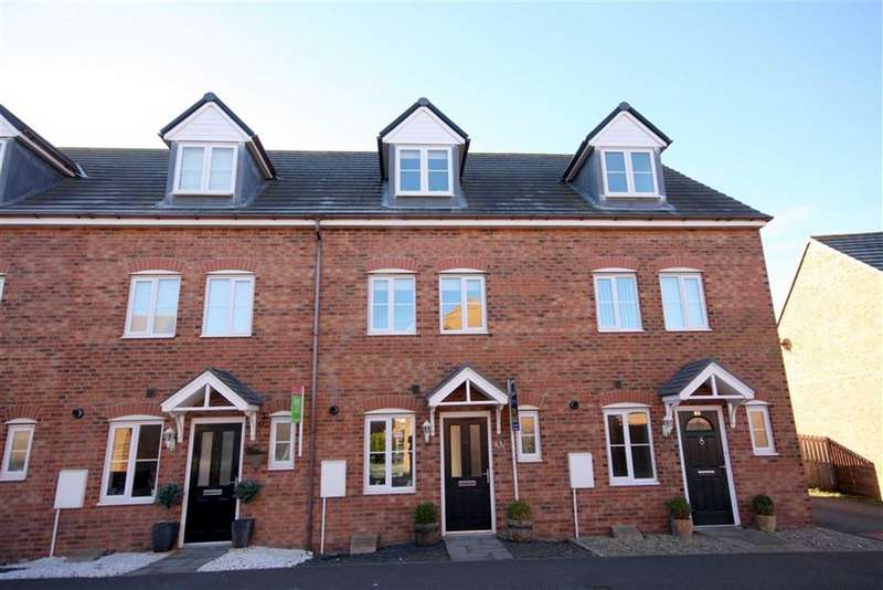 3 Bedrooms Town House for sale in Cloverfield, West Allotment, Tyne And Wear, NE27