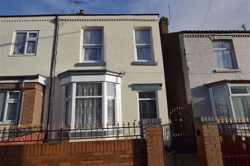 3 Bedrooms Semi Detached House for sale in St Johns Avenue, Bridlington, YO16