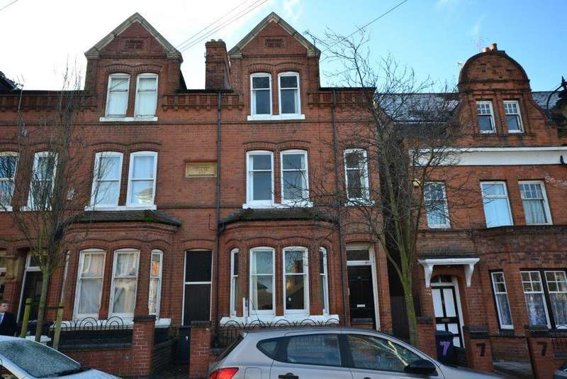 5 Bedrooms Terraced House for sale in Severn Street, Leicester