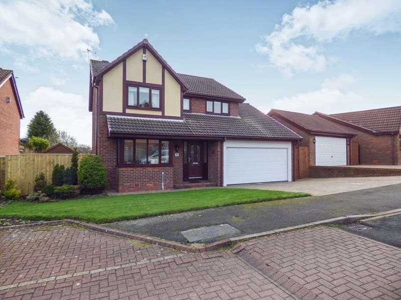 4 Bedrooms Property for sale in Humford Way, Bedlington, Bedlington, Northumberland, NE22 5ET