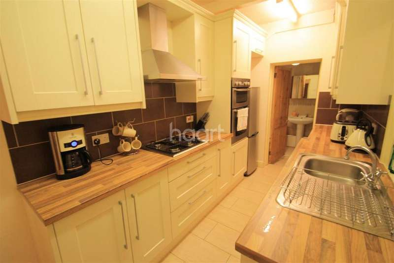 3 Bedrooms Terraced House for rent in Unthank Road, Golden Triangle