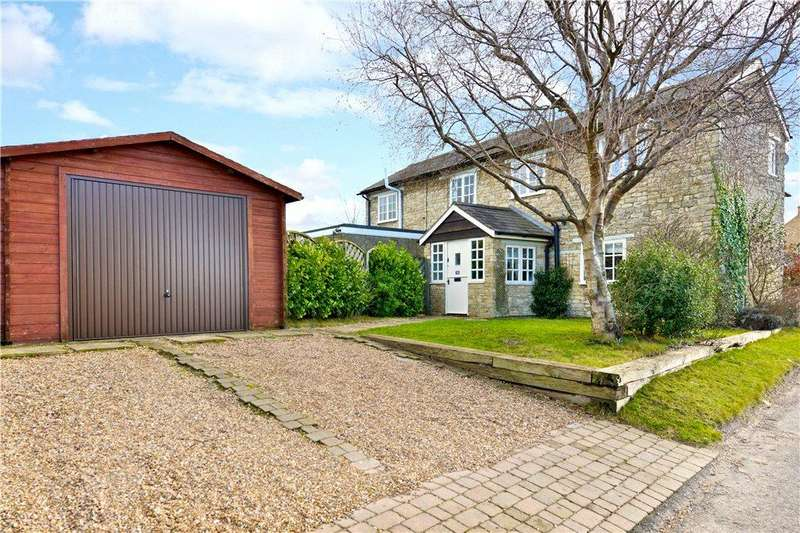 3 Bedrooms Unique Property for sale in High Street, Silverstone, Towcester, Northamptonshire