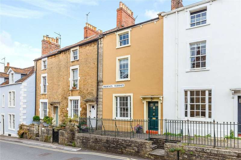 3 Bedrooms House for sale in Catherine Street, Frome, Somerset, BA11