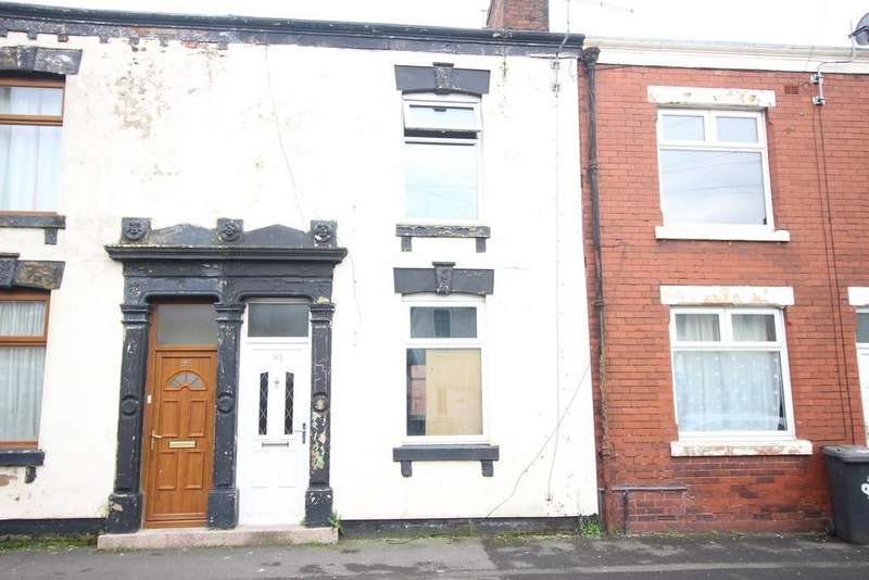 2 Bedrooms Terraced House for sale in Acregate Lane, Preston