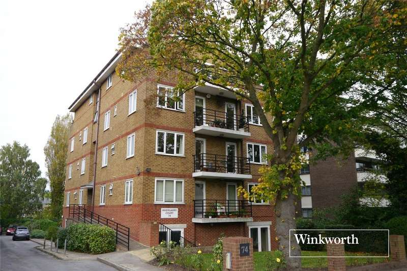 2 Bedrooms Flat for sale in Invergarry Court, 74 Station Road, New Barnet, Herts, EN5