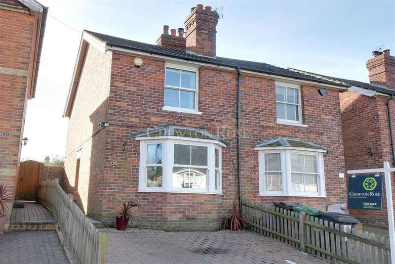 3 Bedrooms Semi Detached House for sale in Sparrows Green, Wadhurst, East Sussex. TN5