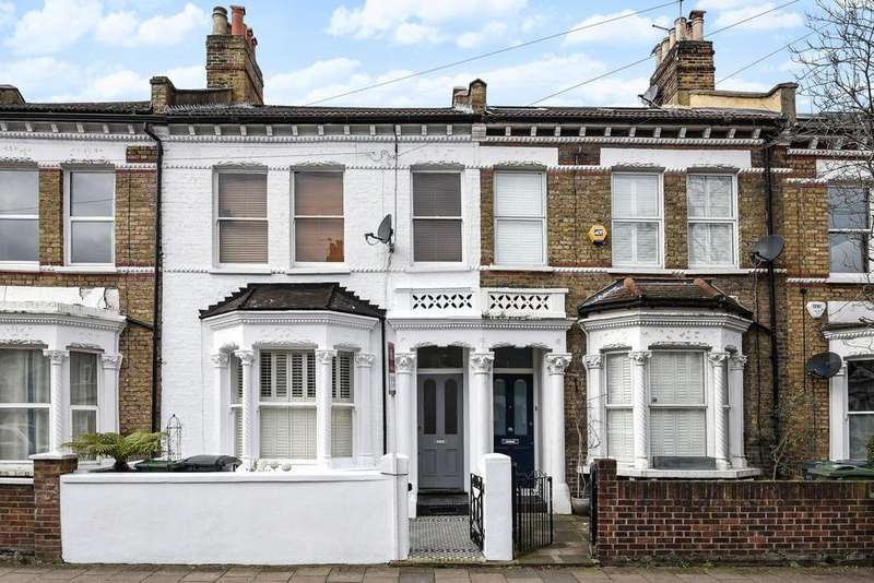 2 Bedrooms Flat for sale in Solon Road, Clapham