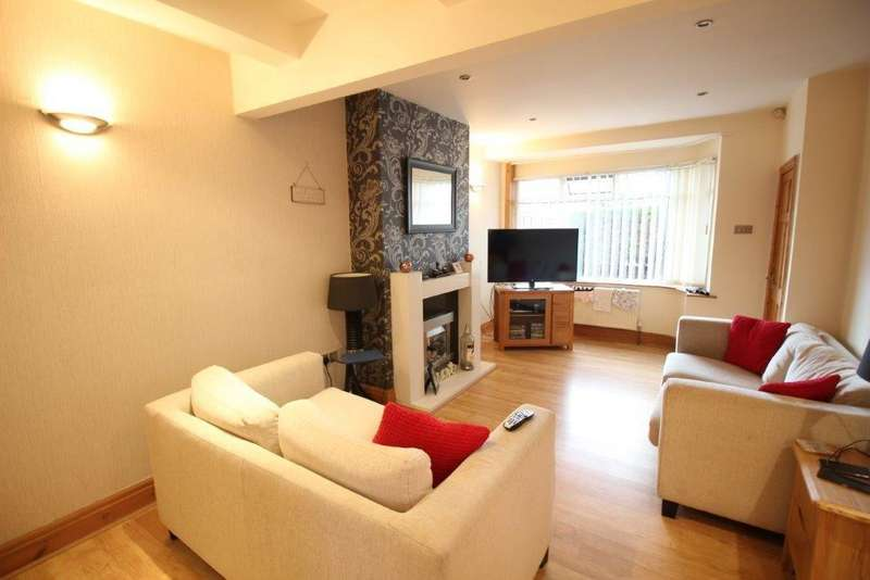 3 Bedrooms Semi Detached House for sale in Carson Road, Marton