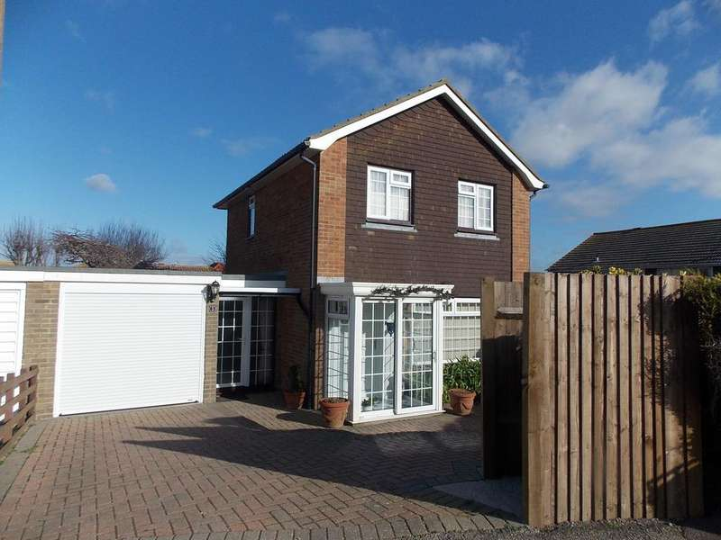 2 Bedrooms Link Detached House for sale in Bramber Close, Peacehaven, East Sussex
