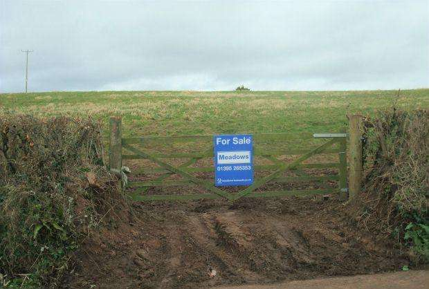 Land Commercial for sale in Land at Sowden Lane, LYMPSTONE