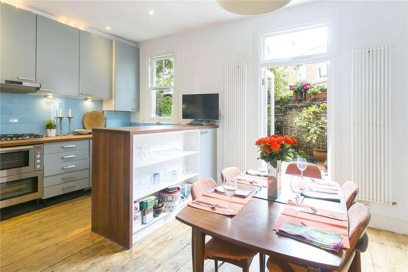 3 Bedrooms End Of Terrace House for sale in Filmer Road, Fulham, London, SW6