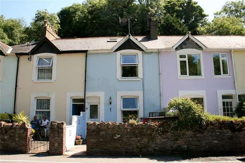 3 Bedrooms House for sale in Waterhead Terrace, Kingswear, TQ6