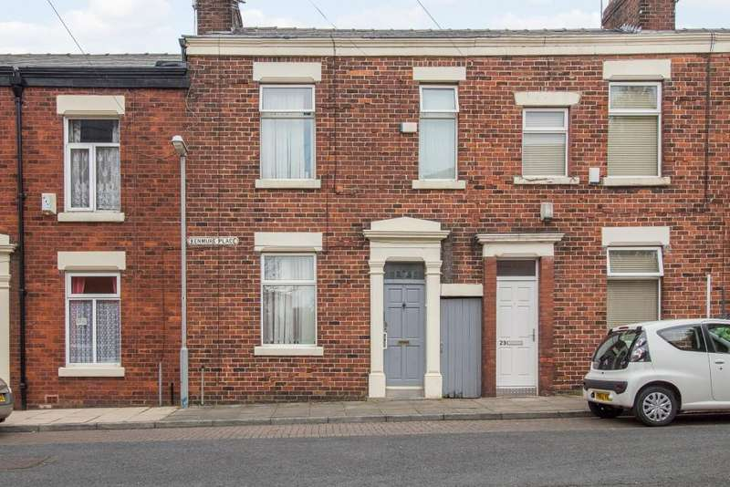 4 Bedrooms Terraced House for sale in Kenmure Place, Preston