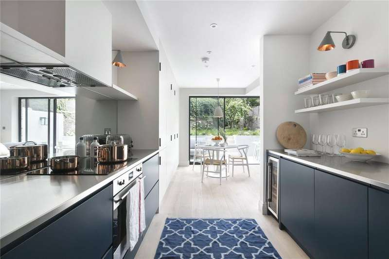 2 Bedrooms Flat for sale in Chepstow Villas, London, W11