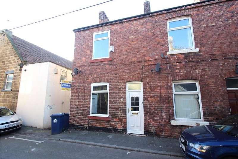 2 Bedrooms Terraced House for sale in Chapel Street, Lazenby