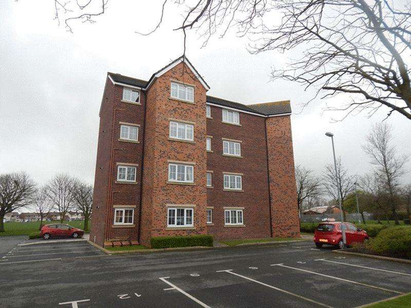 2 Bedrooms Apartment Flat for sale in The Beeches, Edendale Avenue, Blyth