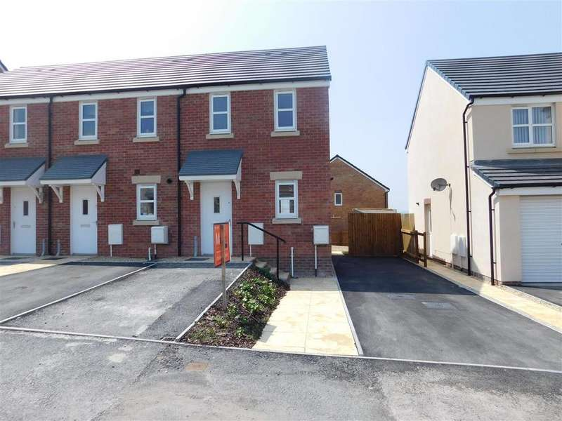 2 Bedrooms House for rent in Heol Waungron, Carway, Kidwelly
