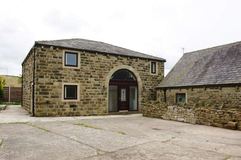 4 Bedrooms Detached House for sale in Rochdale Road, Denshaw OL3