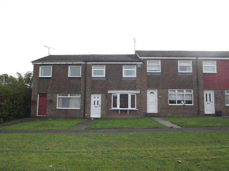 3 Bedrooms Terraced House for sale in Faversham Place, Cramlington