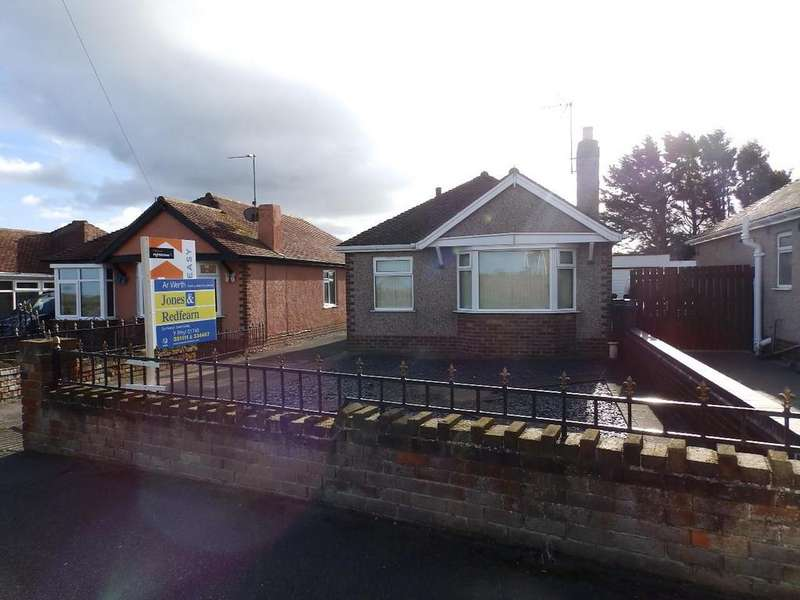 3 Bedrooms Detached Bungalow for sale in Hilton Drive, Rhyl