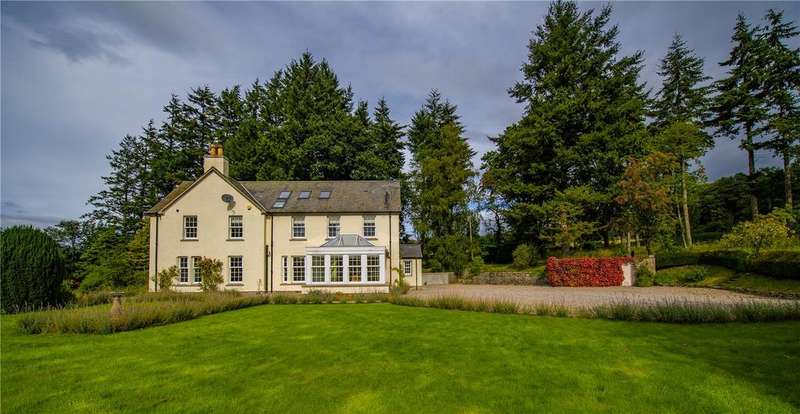 5 Bedrooms Equestrian Facility Character Property for sale in Borrowstone House, Kincardine O'Neil, Aboyne, Aberdeenshire, AB34