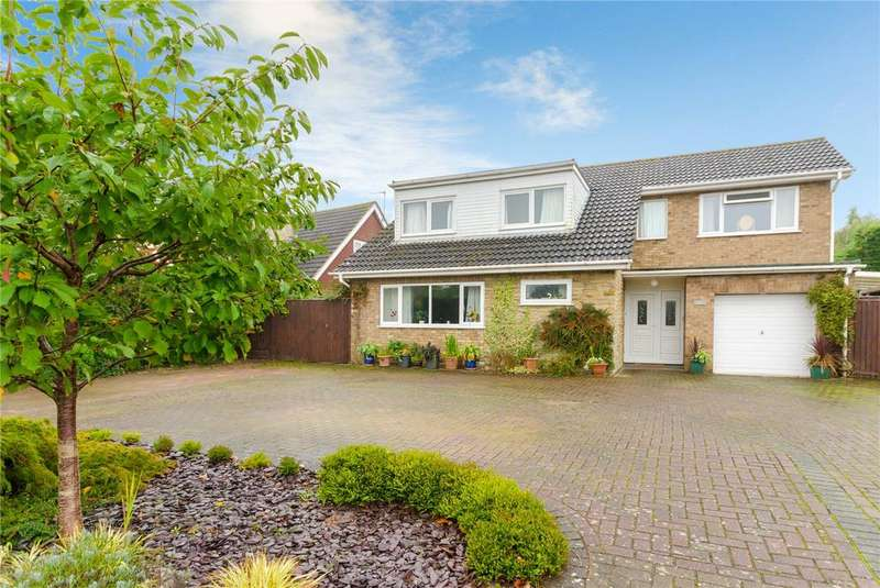 4 Bedrooms Detached House for sale in Park Close, Sudbrooke, Lincoln, LN2