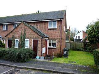 2 Bedrooms End Of Terrace House for rent in Bourne End