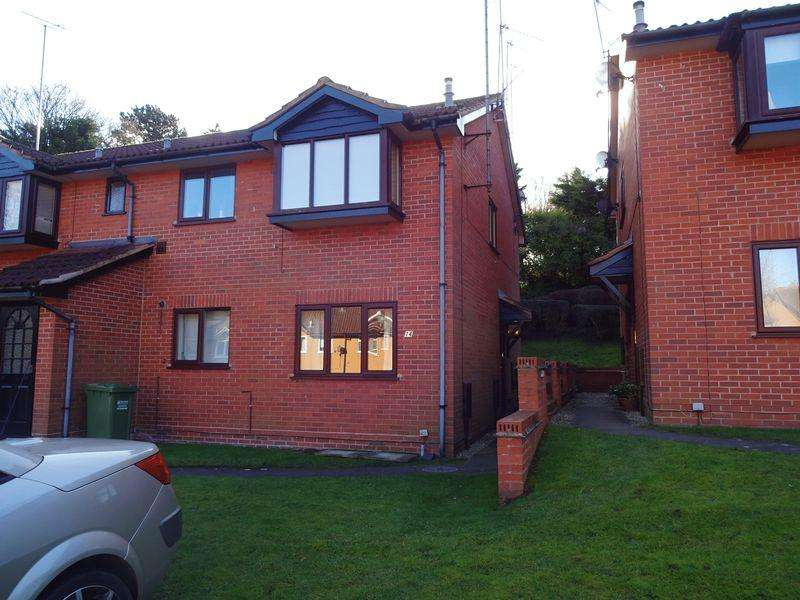 2 Bedrooms Ground Flat for sale in Lower Parklands, Kidderminster DY11 6QZ