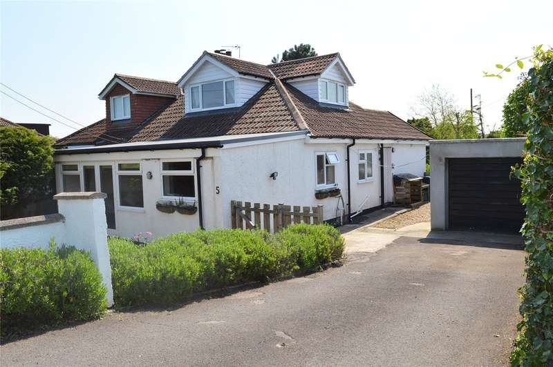 3 Bedrooms Bungalow for sale in The Crescent, Lympsham, Weston-super-Mare, Somerset, BS24