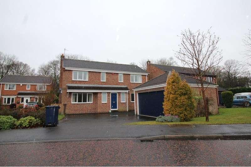 4 Bedrooms Property for sale in Breamish Drive, Rickleton, Washington, Tyne and Wear, NE38 9HS