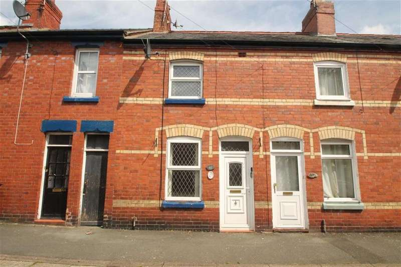 2 Bedrooms Terraced House for sale in Ash Road, Oswestry