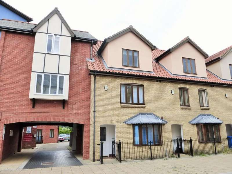 4 Bedrooms Town House for rent in Norwich
