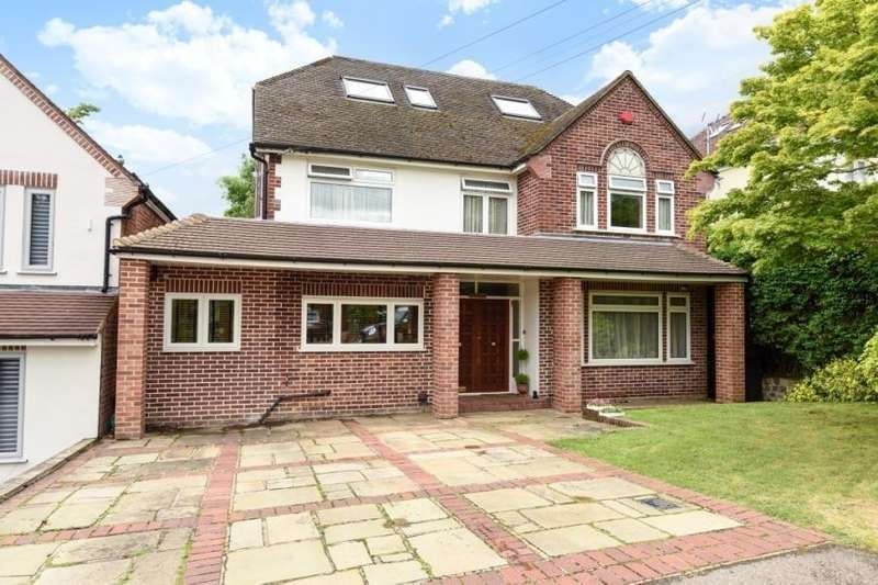 5 Bedrooms Detached House for sale in Austell Gardens, Mill Hill