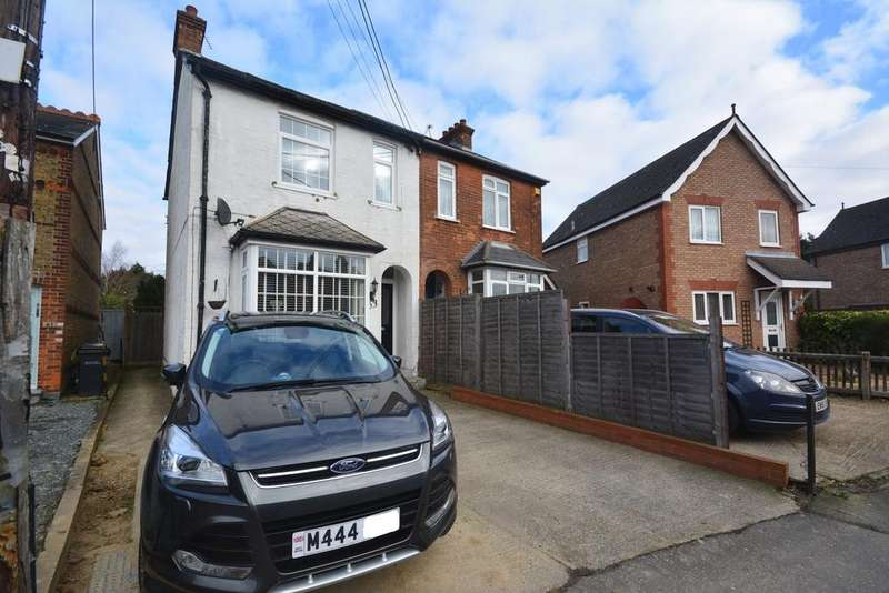 3 Bedrooms Semi Detached House for sale in Cressing Road, Braintree, CM7