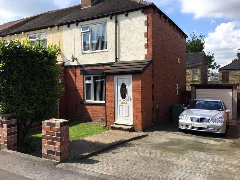 2 Bedrooms Semi Detached House for sale in Gregory Street, Batley, West Yorkshire, WF17