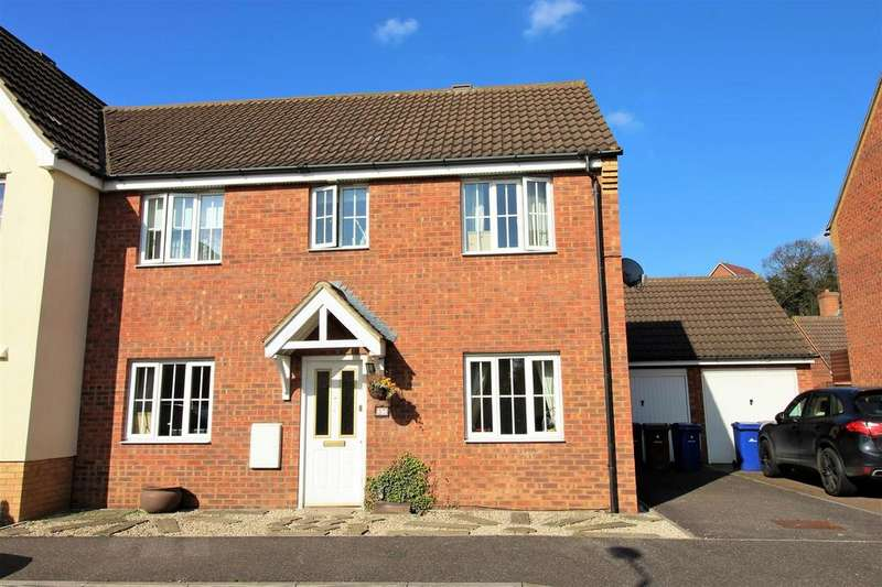 3 Bedrooms Link Detached House for sale in Chafford Hundred, Grays