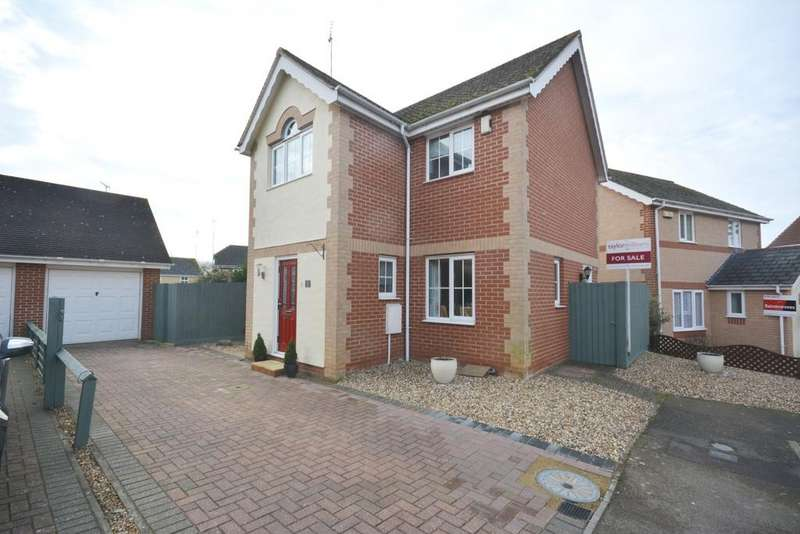 3 Bedrooms Detached House for sale in Sedgefield Way, Braintree, CM7