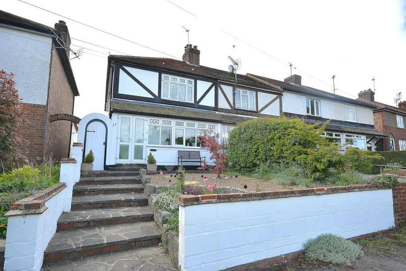 2 Bedrooms Semi Detached House for sale in Gilda Terrace, Braintree, CM77