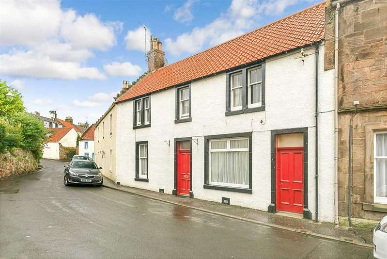 3 Bedrooms Terraced House for sale in Castle Street, Crail