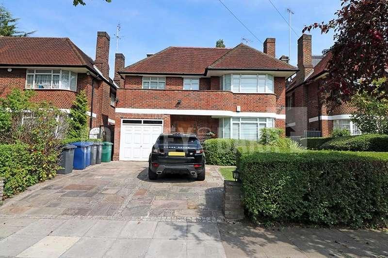 6 Bedrooms Detached House for rent in Spencer Drive, Hampstead Garden Suburb